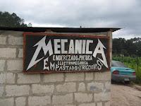 """Taller mecánico """" MECÁNICA """""""