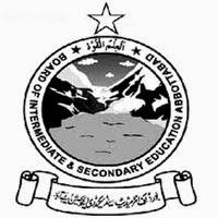 BISE Abbottabad ICS Date Sheet 2016, Part 1, 2