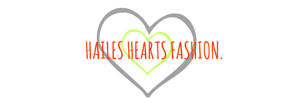 Hailes Hearts Fashion.