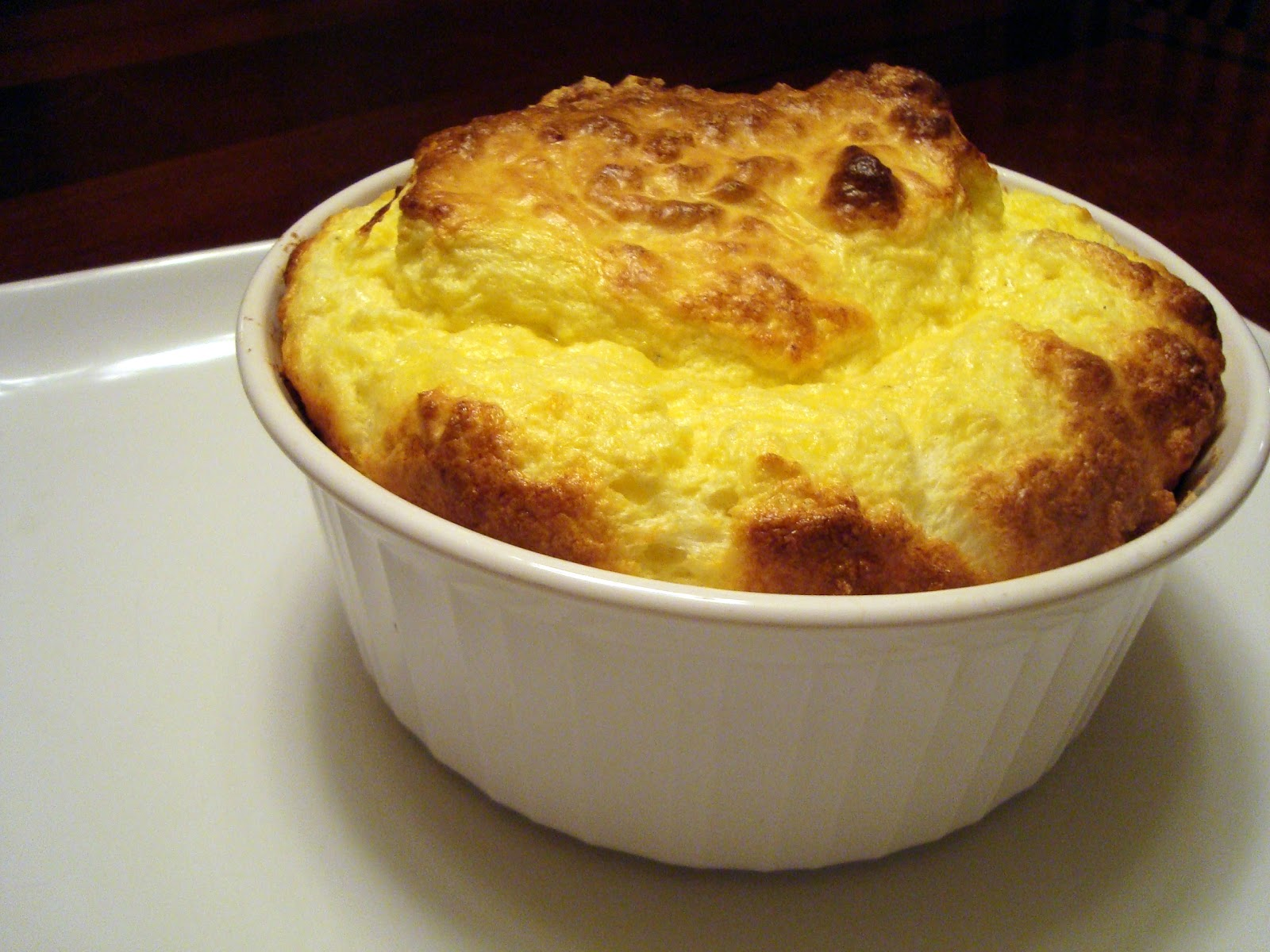 Cheese Souffle Recipe — Dishmaps