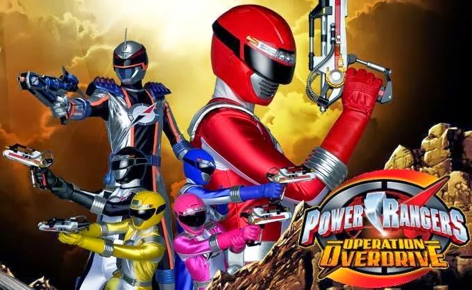 Power Rangers Operação Ultra veloz ep 02