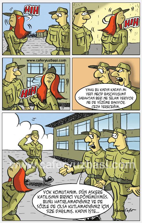 trip-Kadinlar Asker Olursa?