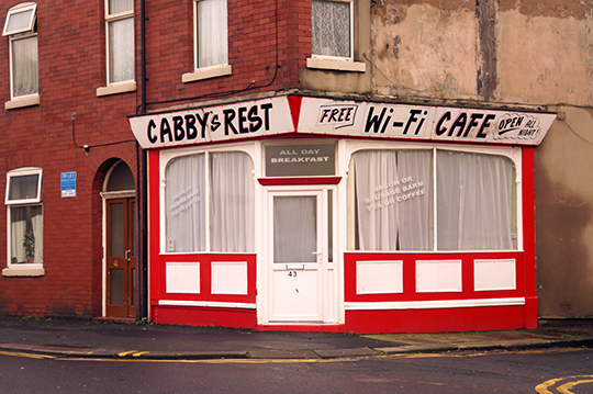 urban photography, urban, photo, cafe, England, UK, travel, Sam Freek,