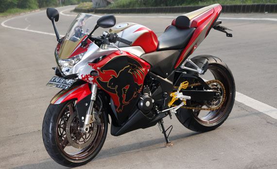 Modifications Honda Cbr250 Diverse Information
