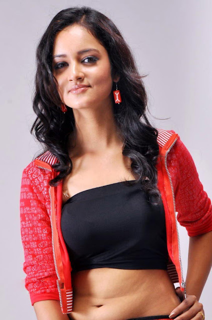 actress shanvi hot stills