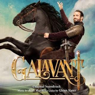 Galavant Soundtrack (Alan Menken, Glenn Slater)