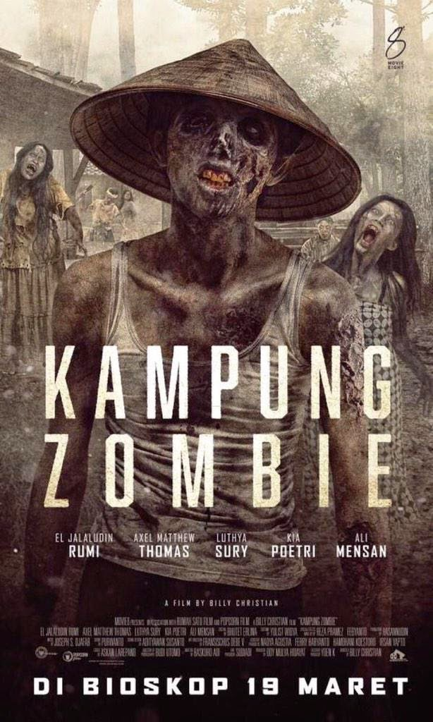 Nonton Kampung Zombie (2015)
