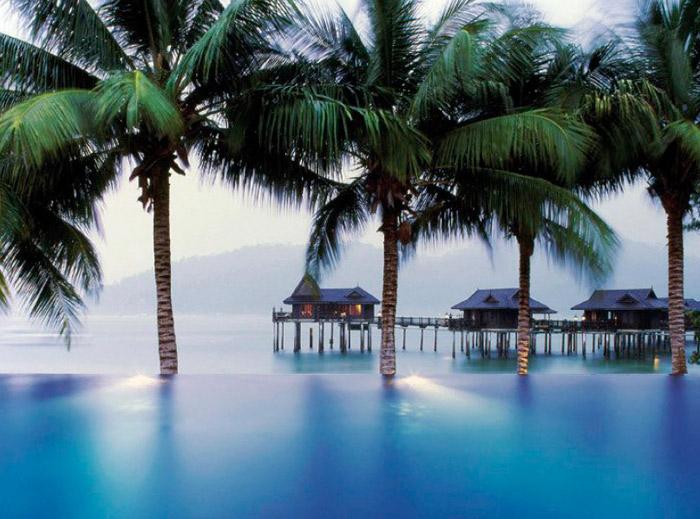 internship in malaysia   pangkor laut resort  part 1