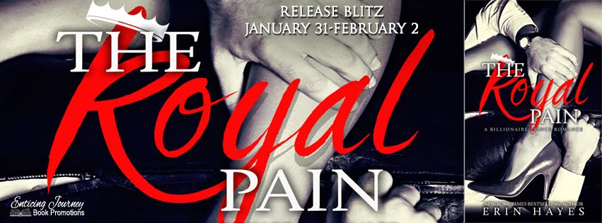 The Royal Pain Release Blitz