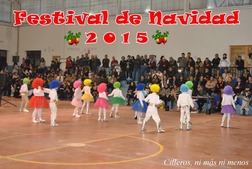FESTIVAL DE NAVIDAD 2015