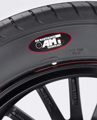 Goodyear lança pneu auto-inflável com Tecnologia AMT