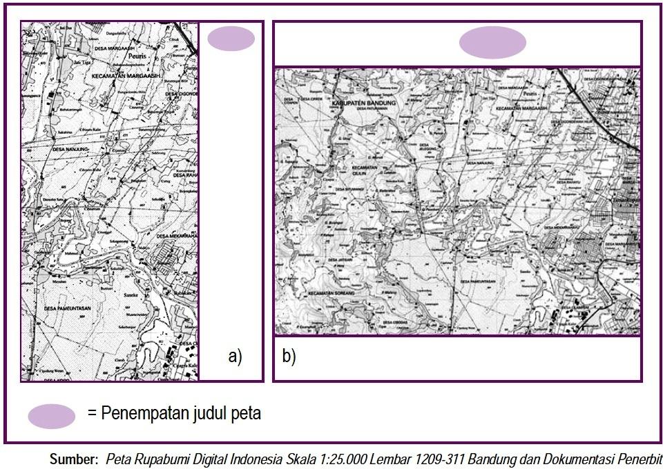 Prinsip Prinsip Dasar Peta Dan Pemetaan Utomogeo83