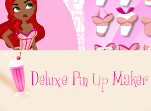 Deluxe Pin Up