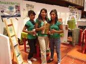 En 2010, dos de mis primeras voluntarias ambientales