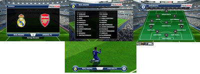 PES 2016 Scoreboard For PES 2013 v2 + 15 Replay by Ana Bonos