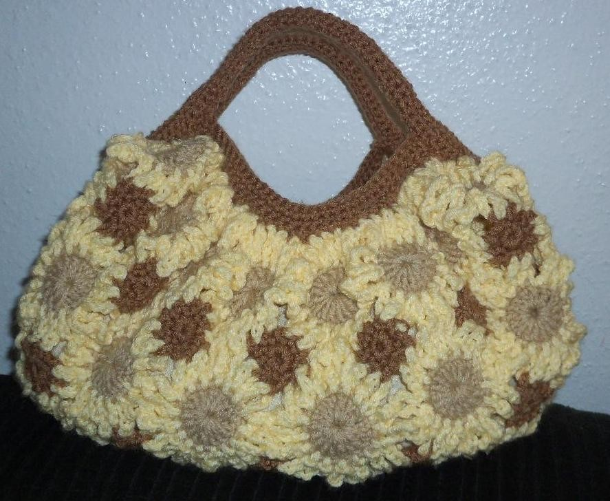 Crochet Handbag Pattern : Best Patterns: Free Patterns