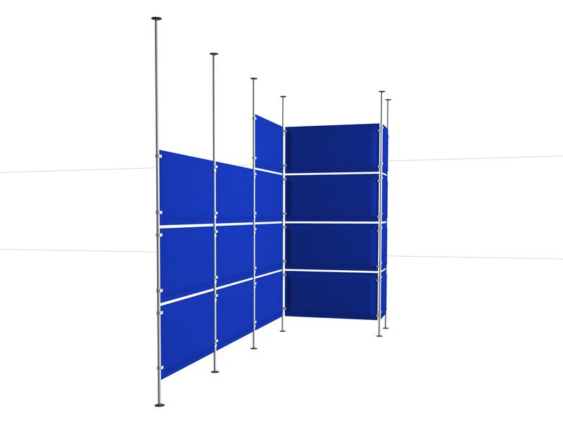 pannelli per ufficio : Pannelli fonoassorbenti per il confort acustico: MODO