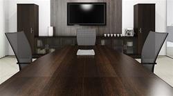 Flat Screen TV in Meeting Area