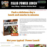 Get Paleo Power Lunch - Easy / Filling / &