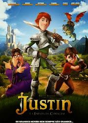Baixar Filme Justin e A Espada da Coragem (Dual Audio)