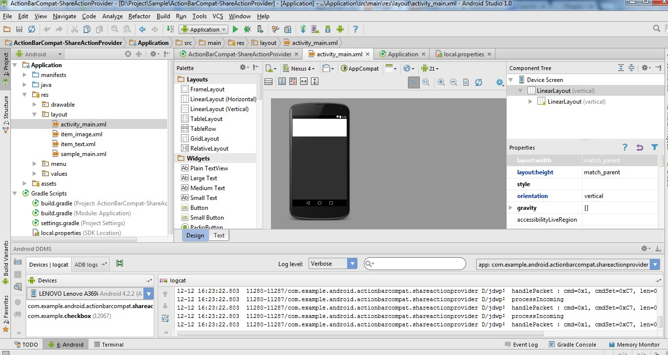 android di eclipse, cara import project android di eclipse, cara ...