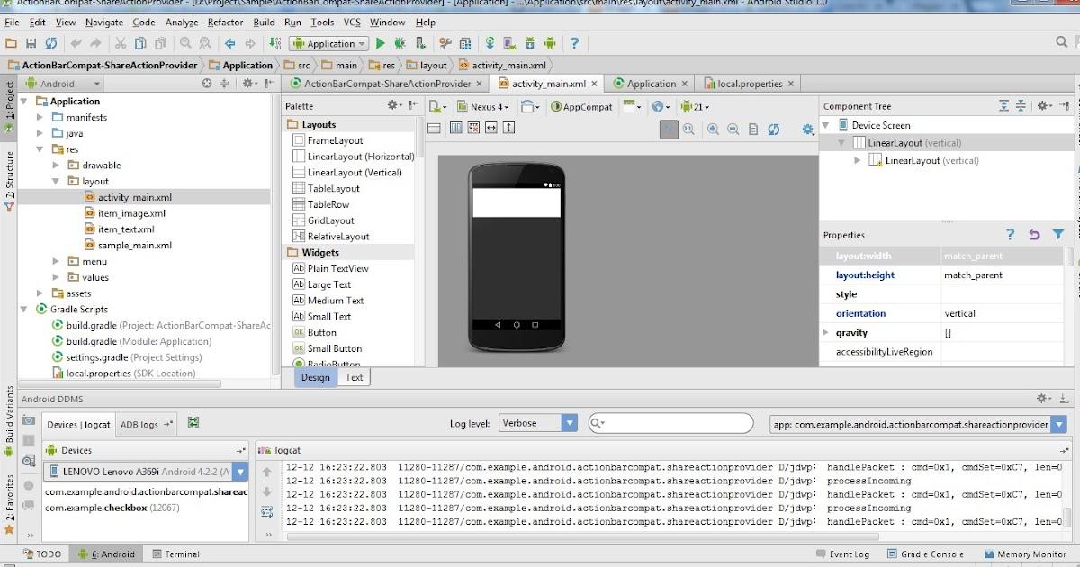 Cara Mengimport Project Android di ADT Eclipse ke Android ...