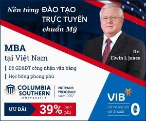 Học MBA của Mỹ tại Việt Nam