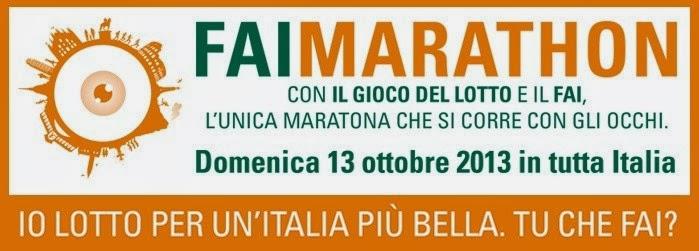Cosa fare a Milano domenica 13 ottobre: FAIMarathon, l'unica maratona che si corre con gli occhi