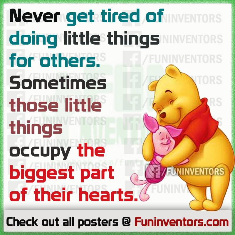 pooh bear piglet best quotes