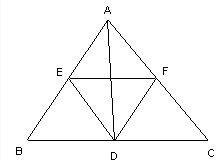 בעיה פתורה בגיאומטריה עם משפט חוצה זווית ומשפט תאלס הפוך