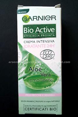 Garnier Bio Active Crema Intensiva Idratante 24H