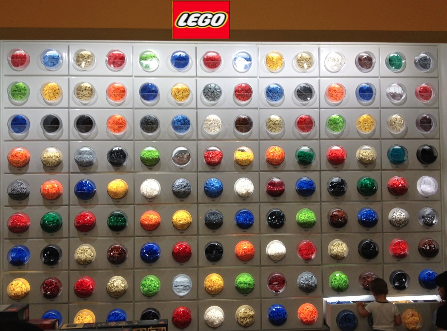 Divisible by 3 [Andrew Stadel]: The Law of Lego
