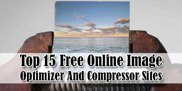 Top 15 Free Online Image Optimizer And Compressor Sites