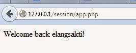 Belajar PHP : Mengakali Session PHP untuk Aplikasi tanpa Cookie browser android