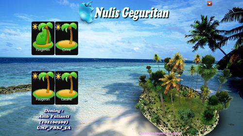 Download Disini Flash Nulis Geguritan