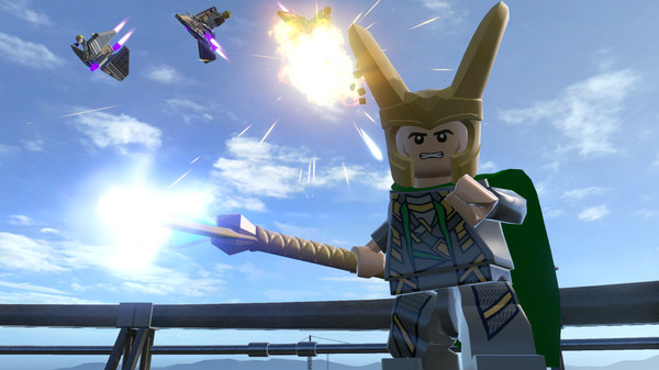 LEGO MARVEL's Avengers PC Game Free Download
