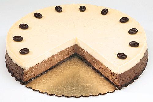 Chocolate Cappuccino Cheesecake Recipe ~ Easy Dessert Recipes