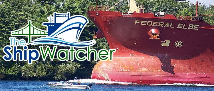The Ship Watcher - Your 1000 Islands Shipping Blog & News Source