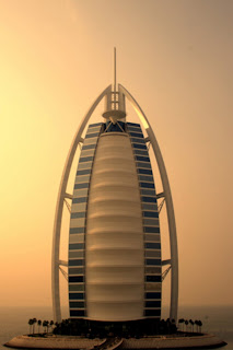 Burj Al Arab iPhone Wallpaper
