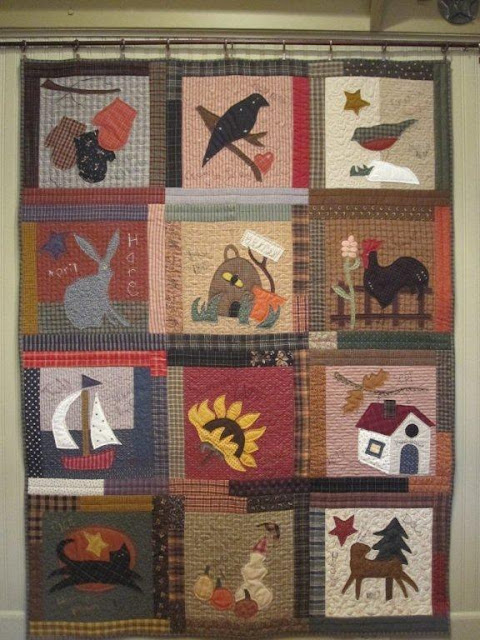 Humble Quilts February 2012