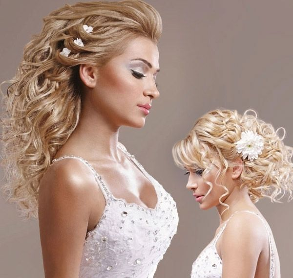 Anna Novak: 3 Amazing Wedding Hairstyles For Long Hair