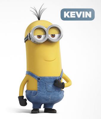 Conoce a Kevin
