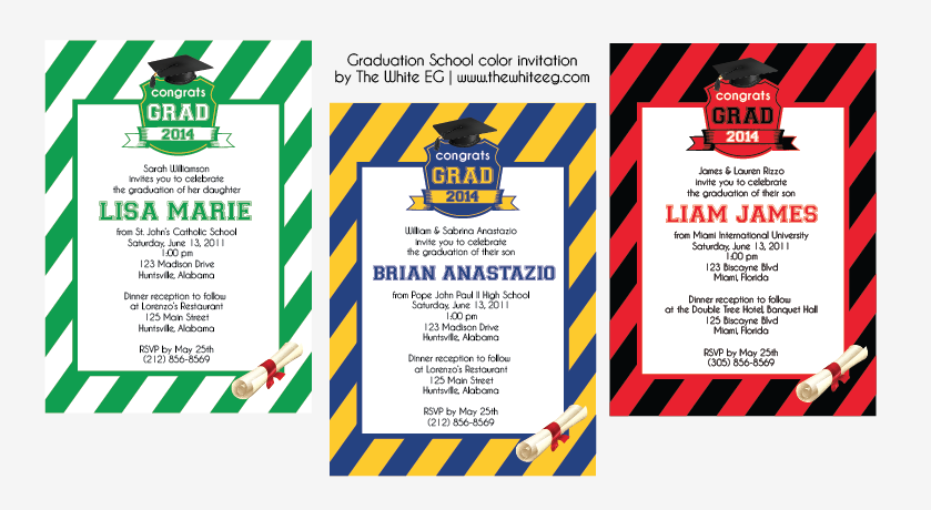 congrats grad graduation is around the corner and party