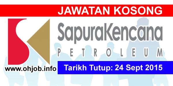 Jawatan Kerja Kosong SapuraKencana Petroleum Berhad logo www.ohjob.info september 2015
