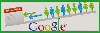 Cara agar blog / web berada di halaman pertama google