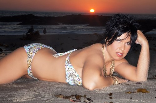 from Daniel vickie guerrero hot milf