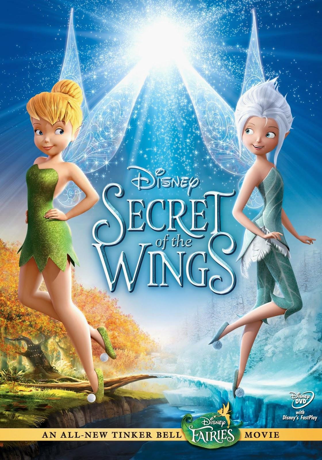 Bí Mật Của Đôi Cánh - Secret Of The Wings (2012) Poster