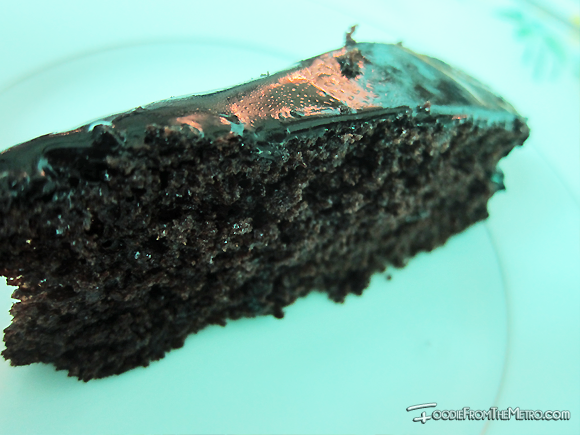 Sonja's Chocolate Cake