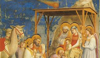 Adoración de los Magos - Giotto