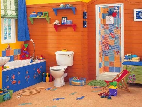 kamar mandi buat anak anak